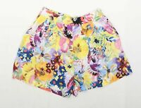 Womens H&M Multi-Coloured Shorts Size 10/L3