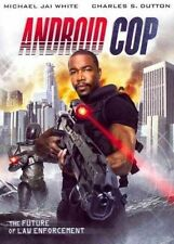 Android Cop 0018713611451 With Michael Jai White DVD Region 1
