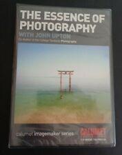 THE ESSENCE OF PHOTOGRAPHY Calumet Imagemaker Series DVD John Upton NEW Sealed