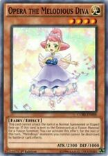 YUGIOH Melodious Diva Fairy Deck Complete 40 - Cards