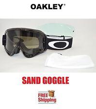 OAKLEY® O-FRAME® GOGGLES SAND MX ATV MOTOCROSS MOTORCYCLE TINTED + BONUS LENS