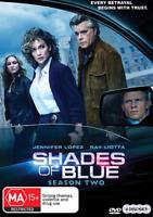 Shades Of Blue : Season 2 DVD : NEW
