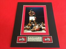 Muhammad Ali Signed 4x6 Photo with Certificate of Authenticity-COA