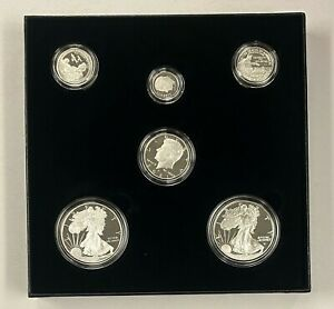 US MINT Limited Edition 2021 Silver Proof Set American Eagle Collection SOLD OUT