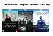 The Newsroom Complete Collection Series 1-3 Blu Ray Season 1 2 3 UK NEW