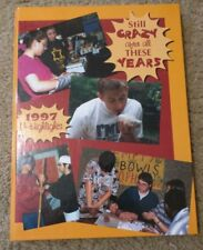 The 1997 U-Highlights, University of Chicago High School Yearbook, unmarked