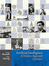 NEW Artificial Intelligence: A Modern Approach (3rd Edition) by Stuart Russell