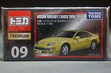 Tomica Premium 09 Nissan Fairlady Z 300ZX Twin Turbo