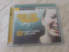 Various : Here I Am to Worship CD