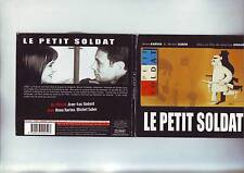 dvd  : le petit soldat - jean luc godard - avec anna karina et michel subor