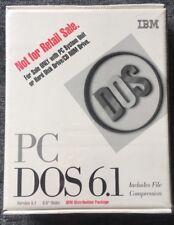 PC-DOS 6.1