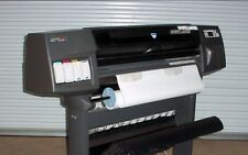 HP Designjet 1050c Plus Large Format Printer (for parts only)