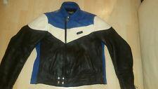 De colección chaqueta de cuero moto