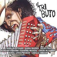 Tigrillos,Pesado,banda Machos,celso Pina,Margarita,banda pequenos El Tributo CD