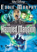 The Haunted Mansion-Full Screen Edition-New & Sealed- Disney- Eddie Murphy!