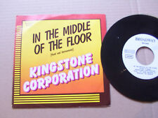 "KINGSTONE CORPORATION,IN THE MIDDLE OF THE FLOOR 7"" m-/"
