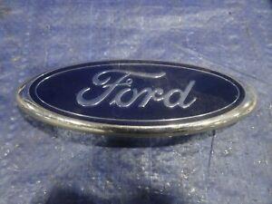 1992 -2008 Ford E-150 E-250 E-350 Rear Trunk Door Emblem Badge Used