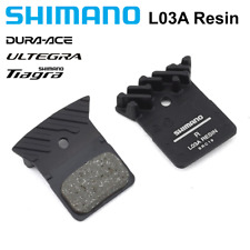Shimano L03A Brake Pads Resin Dura-Ace Ultegra L02A Hydraulic Brakes Mtb Bicycle