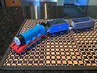 1995  Tomy GORDON  Thomas The Trackmaster Motorized Train  WITH TROUBLESOME Trck
