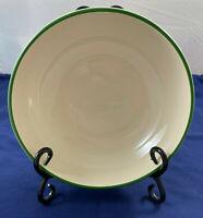 """Vintage Franciscan Ivy Green Large 7.25"""" Vegetable/Serving Bowl Made in USA"""