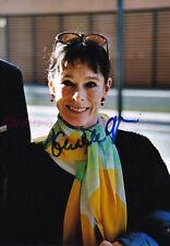GERALDINE CHAPLIN-signed en personne Autographe Autograph 12x18 cm Privatfoto