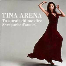 CD Single Tina ARENA	Tu aurais du me dire 2 tracks CARD SLEEVE	CDSINGLE			NEW