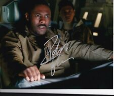 "Idris Elba (""The Dark Tower"" star) Signed photo"