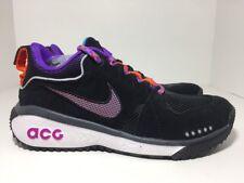 Nike ACG Dog Mountain Black Equator Blue Grey AQ 0916-001 Men s Shoes Size  6.5 8de7dea06