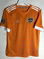 Adidas Youth MLS Jersey Houston Dynamo Team Orange sz L