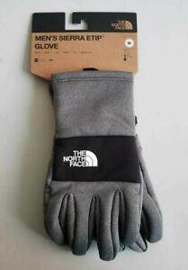 North Face Men's Sierra Etip Glove NWT 2020