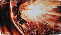 Gleam of Battle Playmat Ultra Pro GAMING SUPPLY BRAND NEW ABUGames