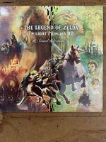 The Legend Of Zelda Twilight Princess HD Sound Selection CD Factory Sealed