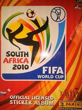 Panini coupe du monde 2010 South Africa World Cup Autocollants collages 10 Choisir au Football