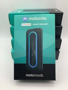Motorola Moto Mod Smart Speaker With Amazon Alexa For Moto Z Phones New Open Box