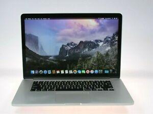 "MAX Apple Macbook Pro Retina Laptop 15.4"" 2.8 Ghz - 4.0Ghz i7 16GB RAM 1TB SSD"