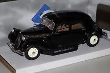 Citroen 11CV Traction 1937 schwarz 1:18 Solido 118380  neu & OVP