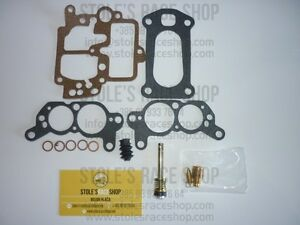 Hitachi DCX 328 carburettor service kit Subaru