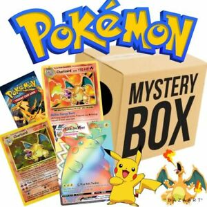 POKEMON TCG MYSTERY BOX PACK OF 5 READ DESCRIPTION