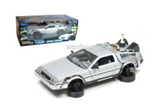 WELLY 1:24 W/B BACK TO THE FUTURE II DELOREAN TIME MACHINE FLYING VER MJ22499