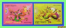 Vietnam Imperf Year of the Dragon MNH