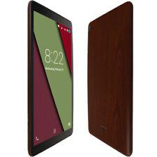 Skinomi Dark Wood Skin & Screen Protector for HP 10 G2 Tablet 2301