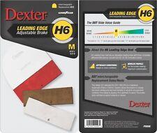 *NEW* Dexter H6 Leading Edge Heel Medium