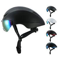 Fj- Cairbull AERO-R1 MTB Mountain Bici Bicicletta Casco Sicurezza con Occhiali