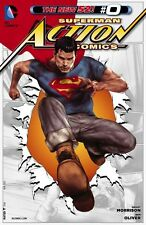 Superman Action Comics #0 The New 52
