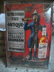 Blechschild Kentucky Bourbon whiskey Whisky Kneipe Bar Deko 20x30 gewölbt