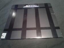 ALCATRAZZ ~ DISTURBING THE PEACE ~ LP INSERT 1985 ~ EX/VG+ ~ STEVE VAI / RAINBOW