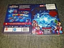 Marvel Studios Collector's Edition Blu-Ray Box Set - Phase One 6-Film New&Sealed