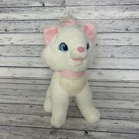 "Disney store stamped aristocats Marie cat 12"" soft toy plush VGC"