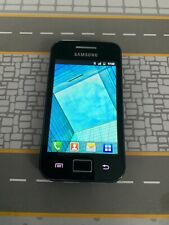 Samsung Galaxy Ace GT-S5830 - Ceramic White (Locked To Virgin Mobile) Smartphone