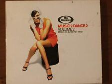 """Miss Moneypenny's - Music 2 Dance 2 Vol. 2 Doppio CD Mixed JIM """"SHAFT"""" RYAN"""